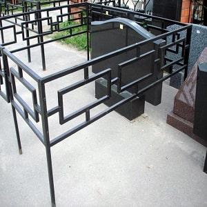 Наши работы: ограда