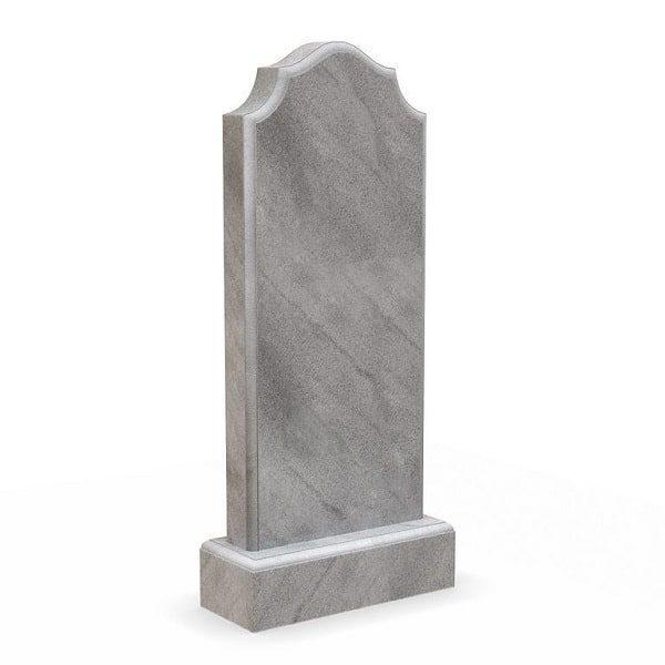 Памятник на могилу из мрамора М-2
